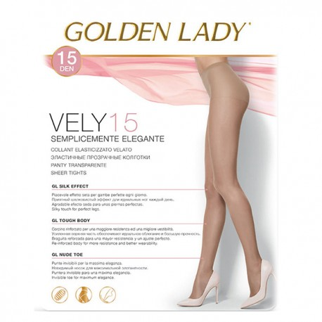 COLLANT VELY 15 GOLDEN LADY