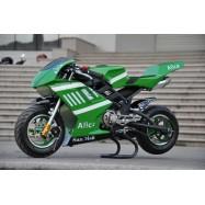 Minimoto modello GP 49cc Racing CVM